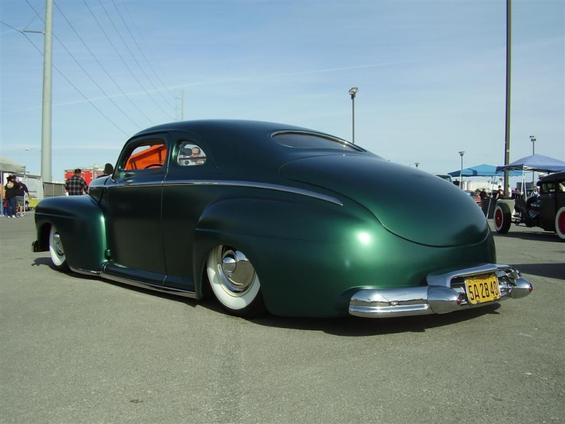 Ford & Mercury 1941 - 1948 customs & mild custom Viva2017