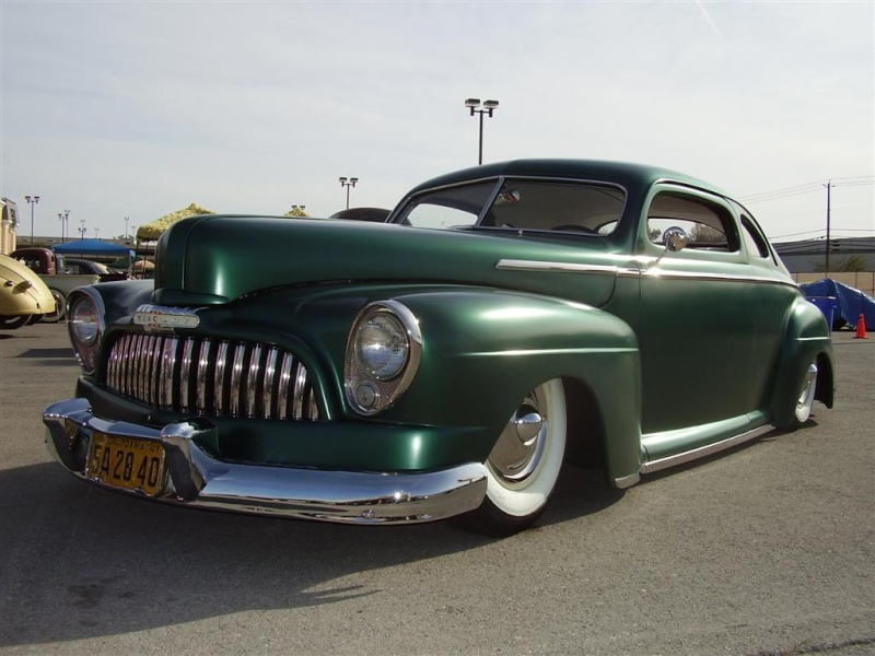 Ford & Mercury 1941 - 1948 customs & mild custom Viva2020