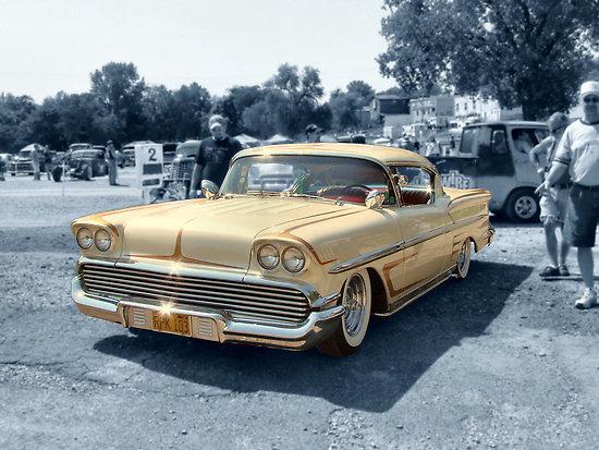 Chevy 1958 custom & mild custom Work_310