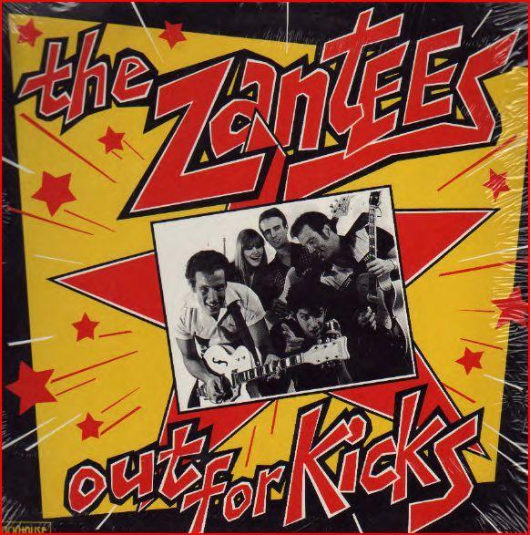 The Zantees Zantee12