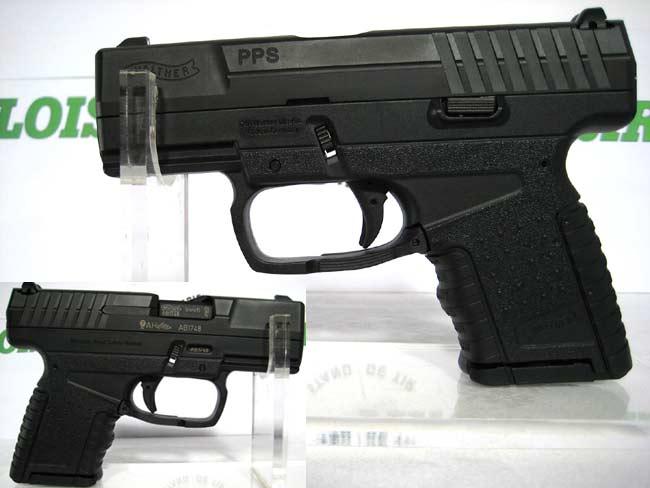 Votre avis sur le Walther PPS Pps10