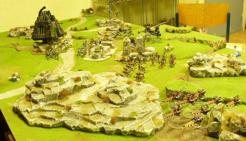 Warhammer 40K. Galerie de Batailles ! P1170435