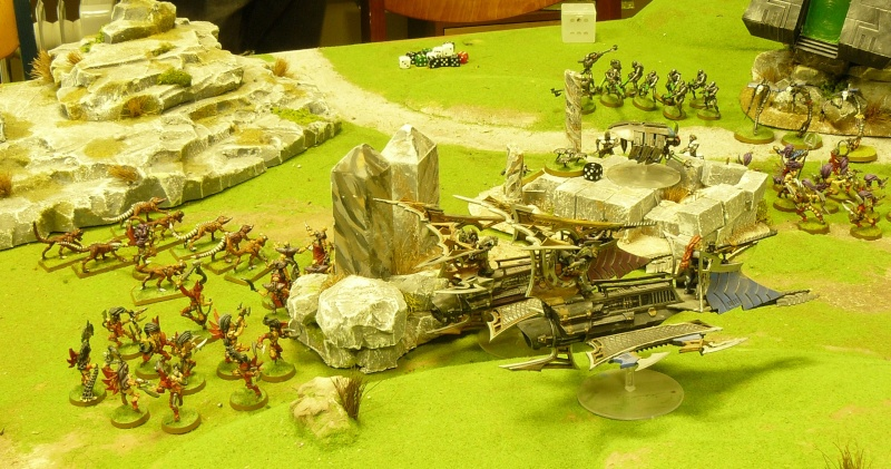 Warhammer 40K. Galerie de Batailles ! P1170436
