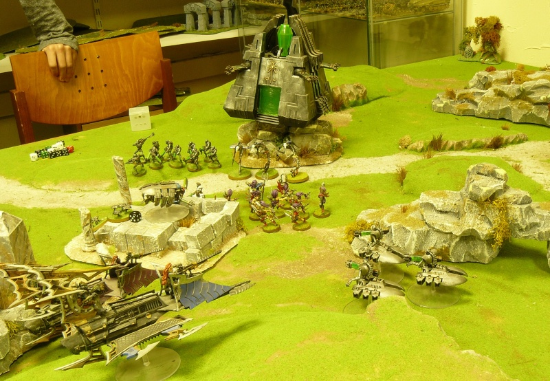 Warhammer 40K. Galerie de Batailles ! P1170437