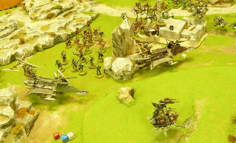 Warhammer 40K. Galerie de Batailles ! P1170439