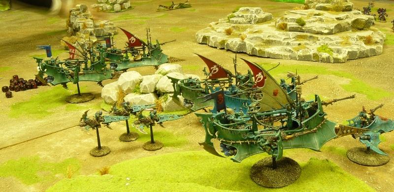 Warhammer 40K. Galerie de Batailles ! P1170536