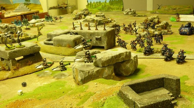 Warhammer 40K. Galerie de Batailles ! P1170537