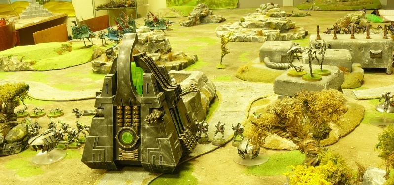 Warhammer 40K. Galerie de Batailles ! P1170538