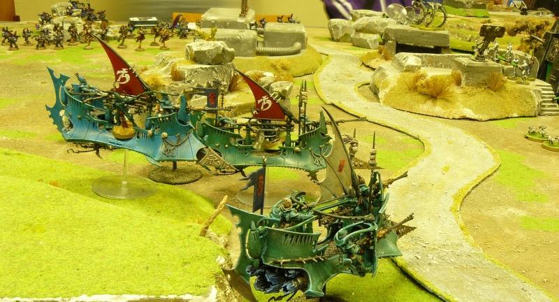 Warhammer 40K. Galerie de Batailles ! P1170539