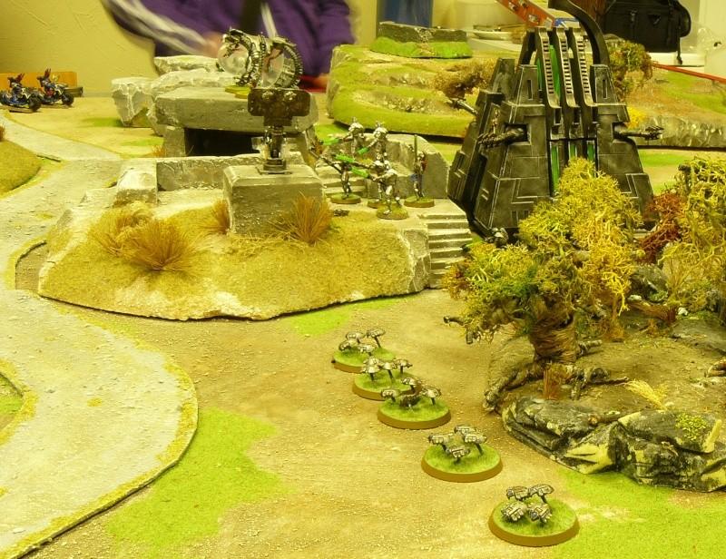 Warhammer 40K. Galerie de Batailles ! P1170540