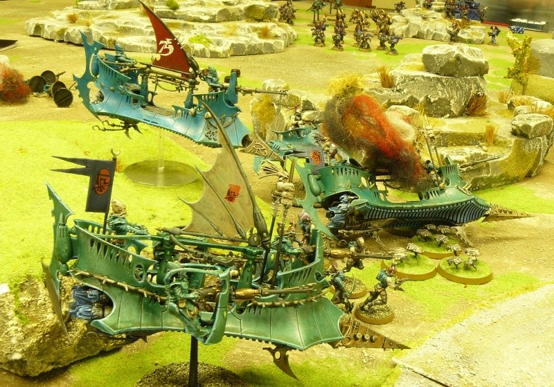 Warhammer 40K. Galerie de Batailles ! P1170543