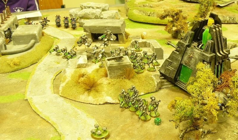 Warhammer 40K. Galerie de Batailles ! P1170544