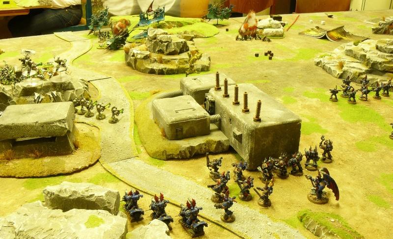 Warhammer 40K. Galerie de Batailles ! P1170545