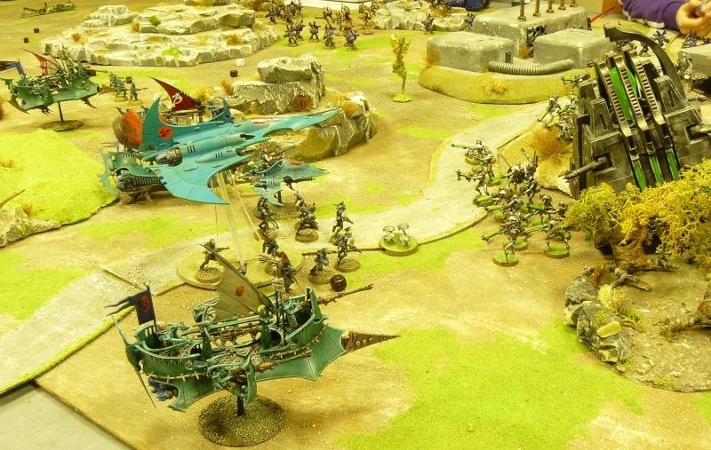 Warhammer 40K. Galerie de Batailles ! P1170546