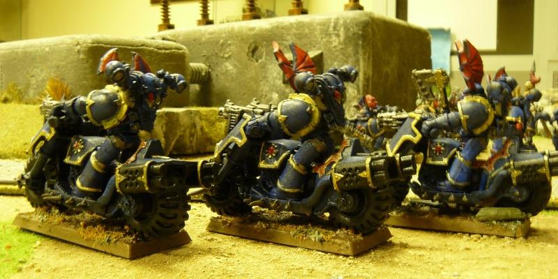 Warhammer 40K. Galerie de Batailles ! P1170547
