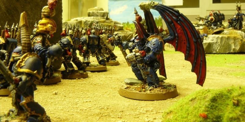 Warhammer 40K. Galerie de Batailles ! P1170548