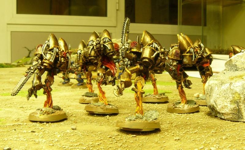 Warhammer 40K. Galerie de Batailles ! P1170549