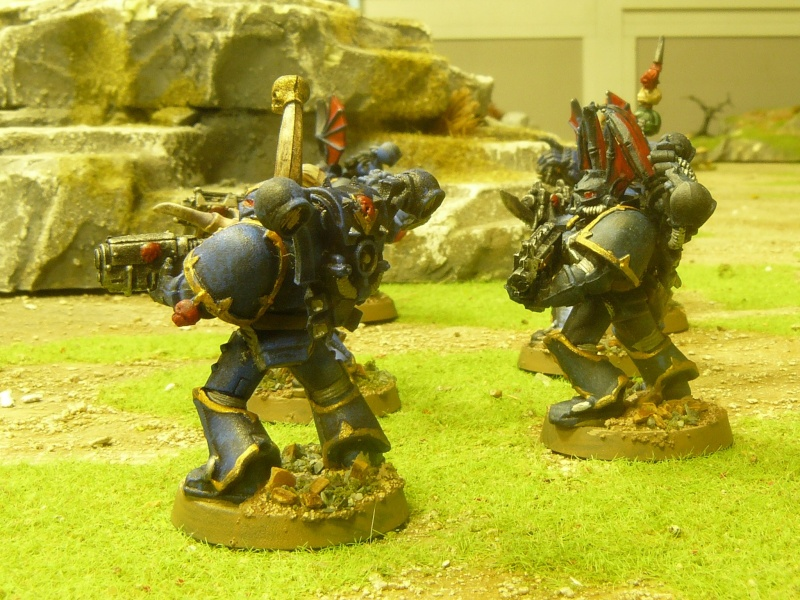 Warhammer 40K. Galerie de Batailles ! P1170550