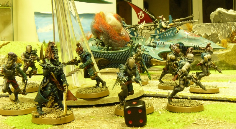 Warhammer 40K. Galerie de Batailles ! P1170551