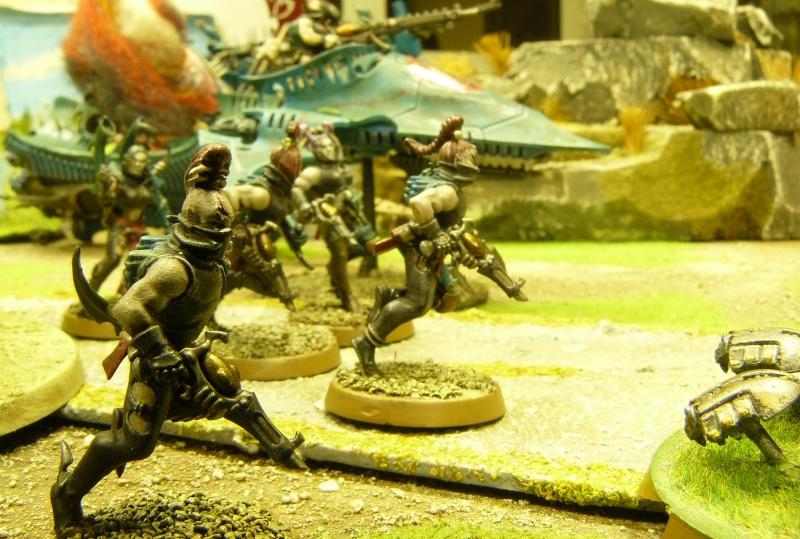 Warhammer 40K. Galerie de Batailles ! P1170552