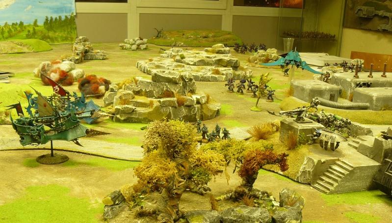 Warhammer 40K. Galerie de Batailles ! P1170554