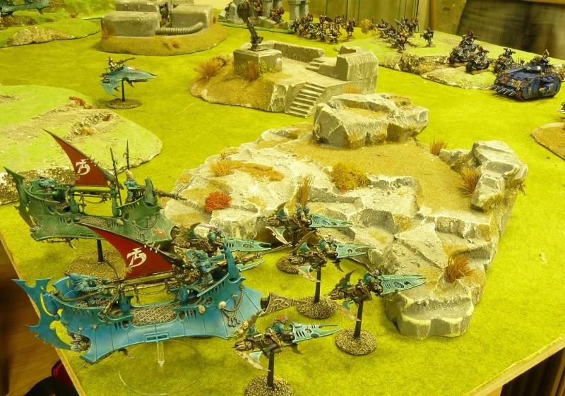 Warhammer 40K. Galerie de Batailles ! P1170743
