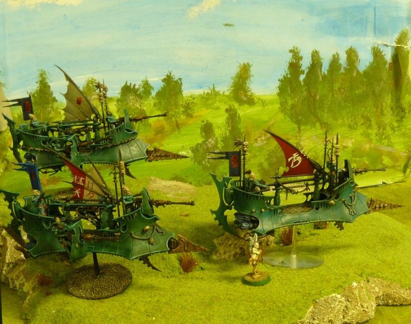 Warhammer 40K. Galerie de Batailles ! P1170744