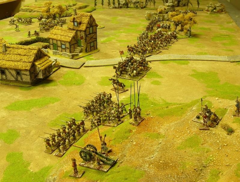 Un peu de guerre civile anglaise ! P1170817