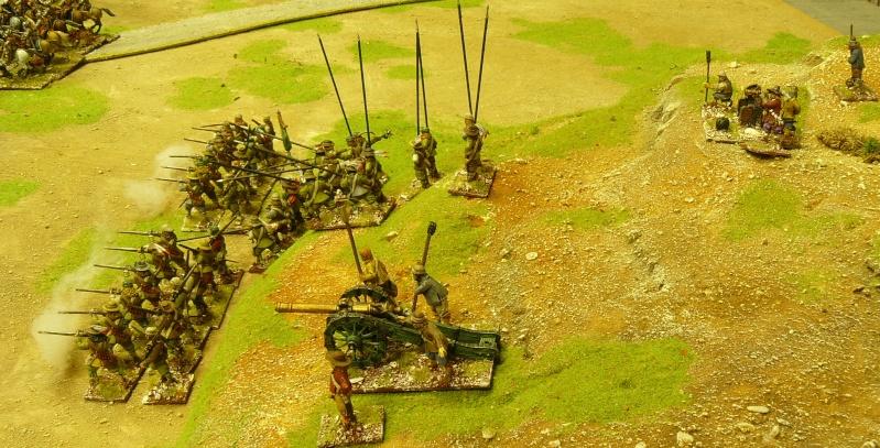 Un peu de guerre civile anglaise ! P1170820