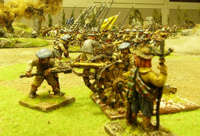 Un peu de guerre civile anglaise ! P1170825