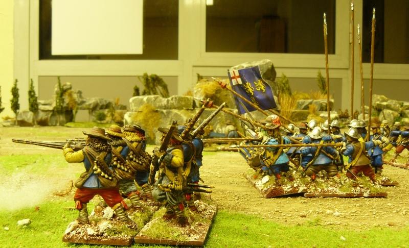 Un peu de guerre civile anglaise ! P1170827