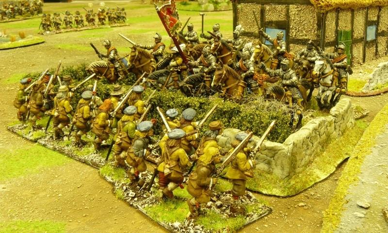 Un peu de guerre civile anglaise ! P1170835