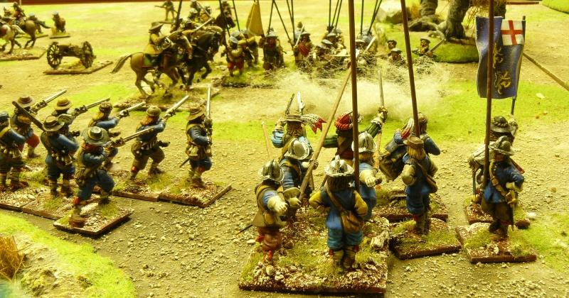 Un peu de guerre civile anglaise ! P1170843