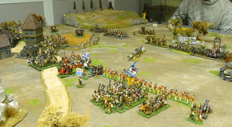 Warhammer Fantasy, Galerie de Batailles P1180053