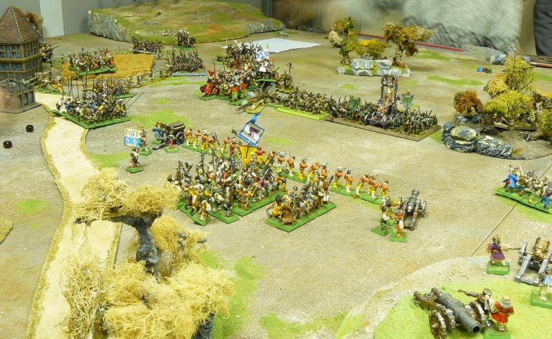 Warhammer Fantasy, Galerie de Batailles P1180055