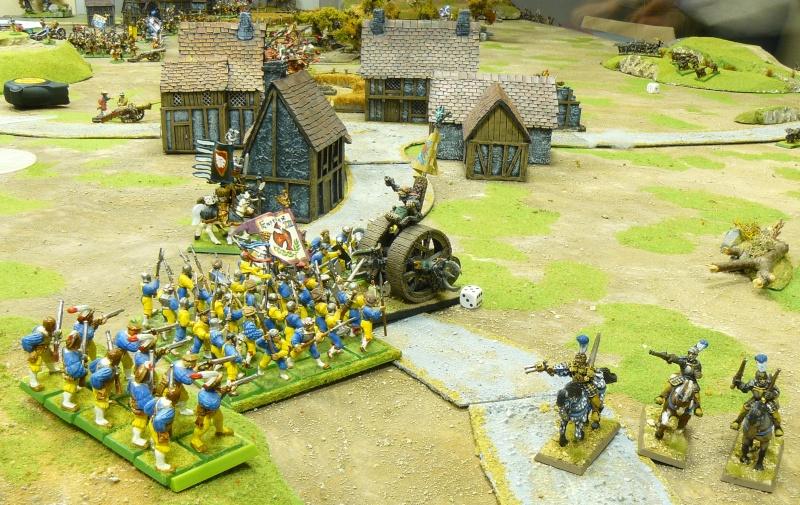 Warhammer Fantasy, Galerie de Batailles P1180056