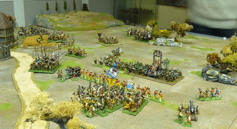 Warhammer Fantasy, Galerie de Batailles P1180061