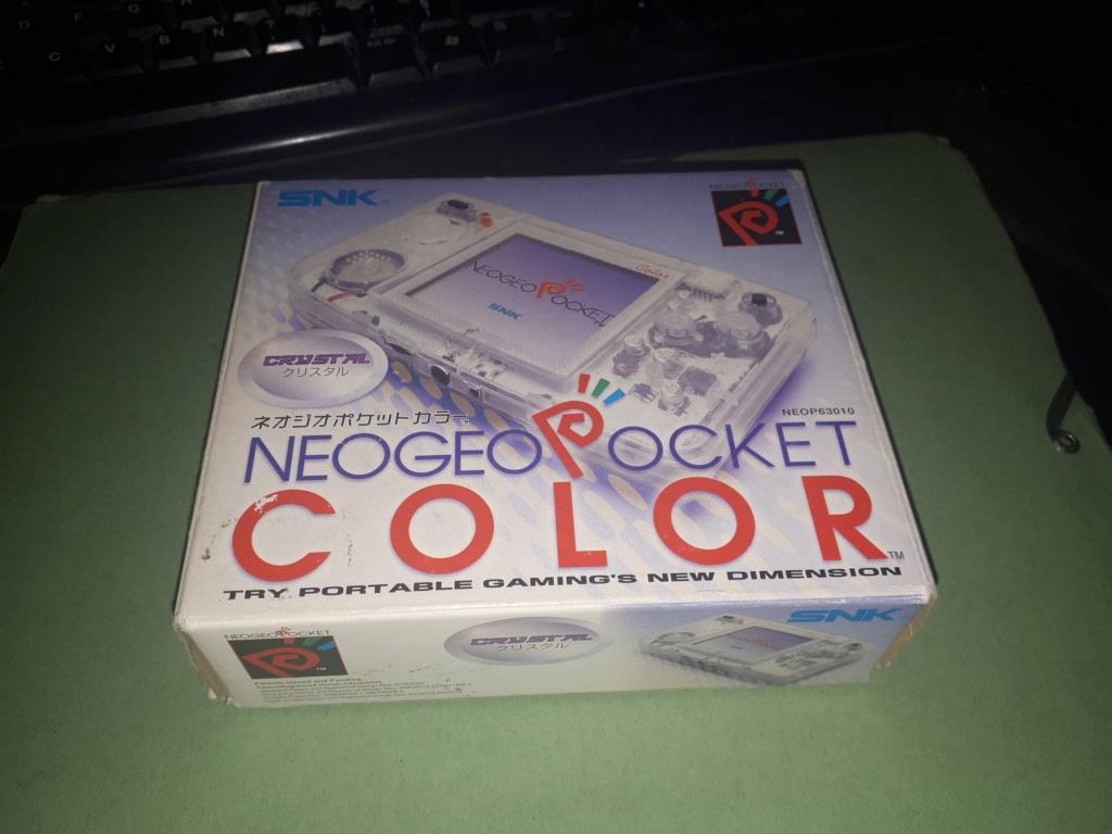 [estim] Console neo geo color pocket japonaise 46493110