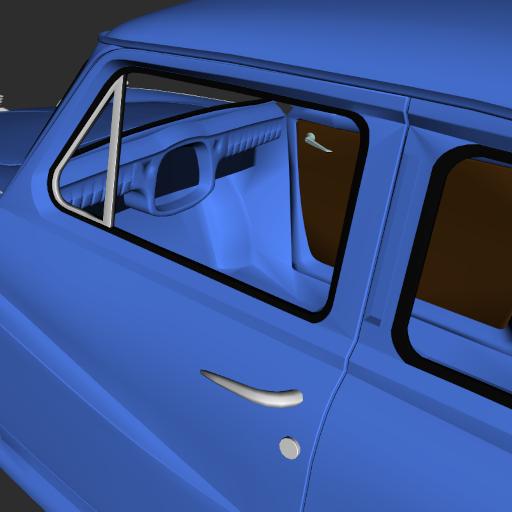 Austin A30/35 Dash12