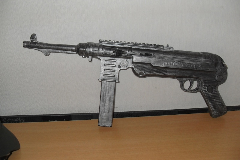 Réaliser une MP40 Sdc17011