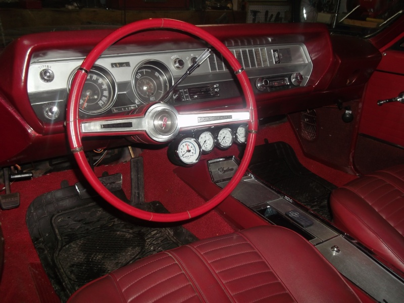 Une Belle Pontiac Parisienne 1967 2 + 2 Sur Kijiji Dscf0910