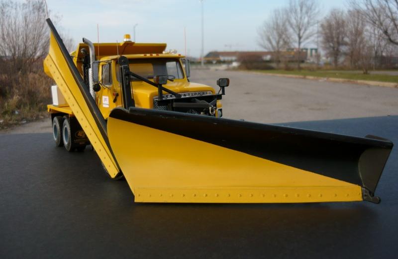international serie S avec équipement  à neige P1100248