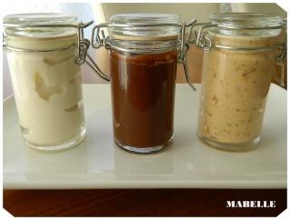 Mousse à l'Amarula et au chocolat Trilog17