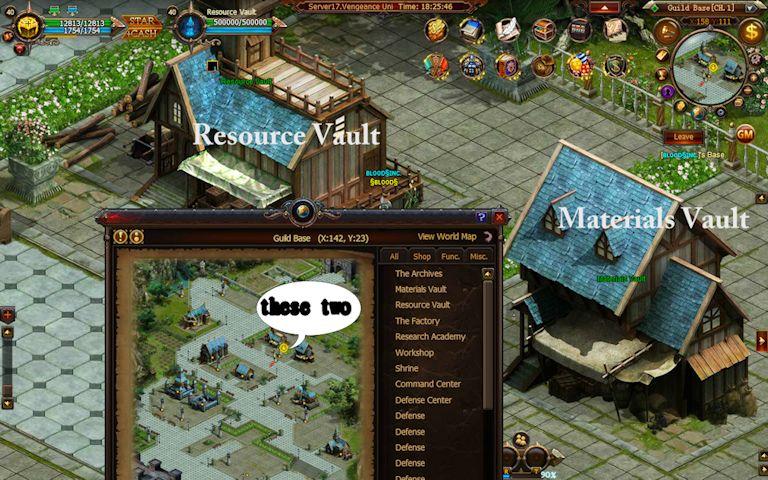 How to Raid a Base ! Guild11