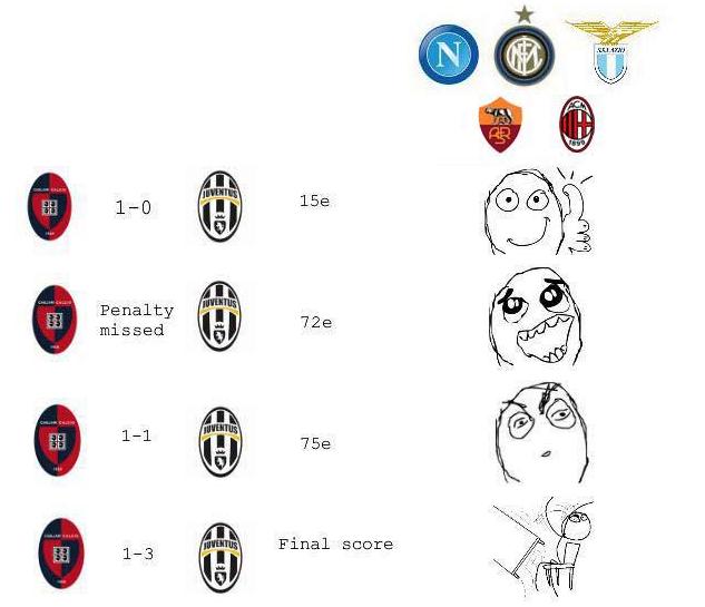 Cagliari - Juventus 2012.12.21. Navtel10