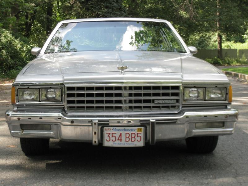 1982 Caprice 2-Door Grill11