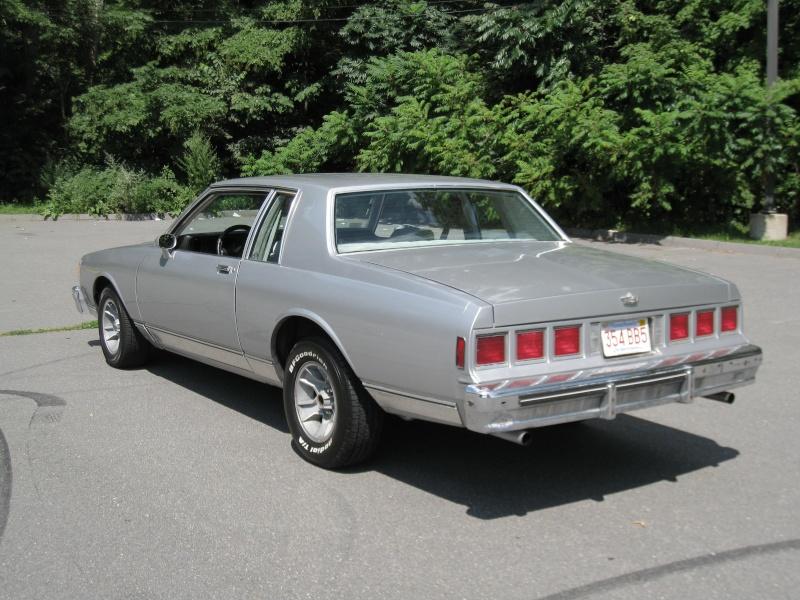 1982 Caprice 2-Door Rear11