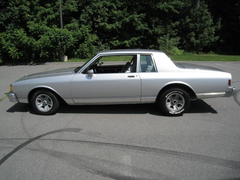 1982 Caprice 2-Door Side11