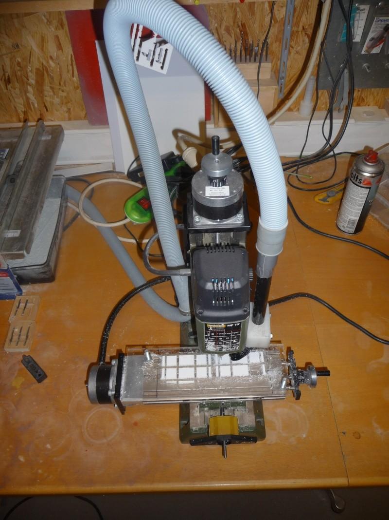 CNC de la proxxon mf 70 à la bzt pfk px 605 P1130310