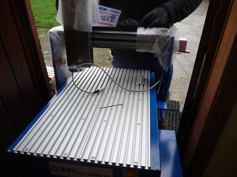 CNC de la proxxon mf 70 à la bzt pfk px 605 P1130615